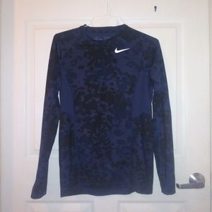 Other - Nike dry-fit fitted shirt.